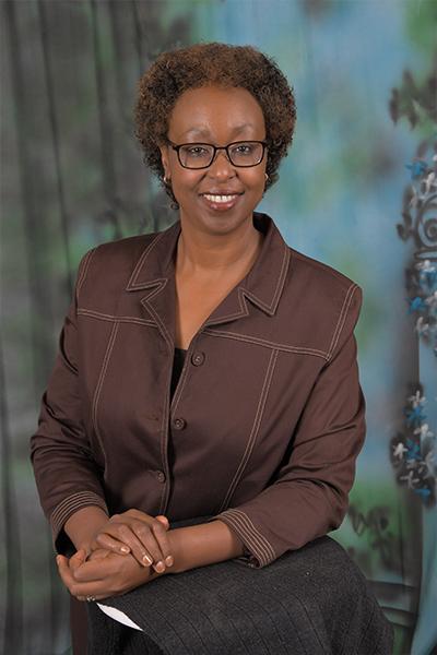 Nancy Butama